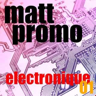MATT PROMO - Electro Nique 01 (22.03.2006)