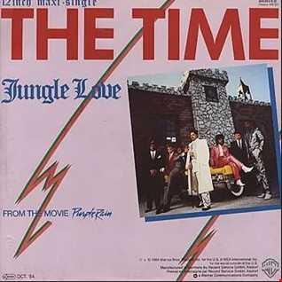 Jungle love - The Time vs Acid Beats (Workout Mash Up)