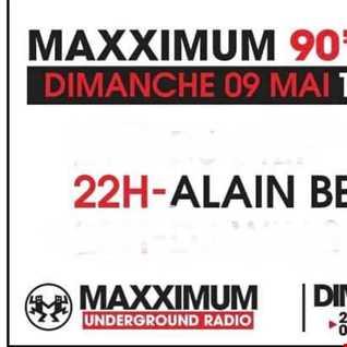 ALAIN BERTEAU MaXXimum 90s VOL 5 dim. 21 05 09