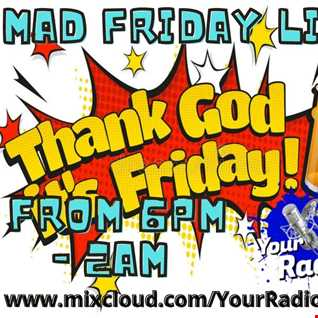 DJ Charcol Ultimate Fire Friday Mix 19 03 2021