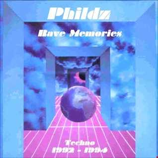 Rave Memories (Techno 1992 1994)