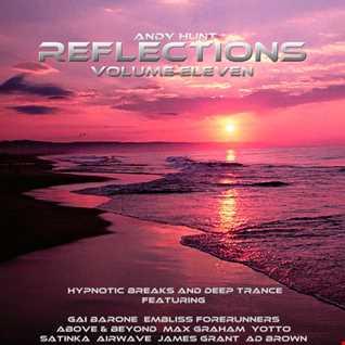 Reflections Vol 11 - Deep Progressive Trance and Hypnotic breaks