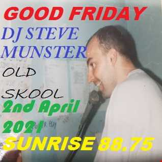 Good Friday Old Skool Show On Sunrise 88.75fm (With Full Track Listing)