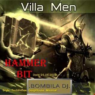 .BOMBILA.   Hammer Bit   mix.