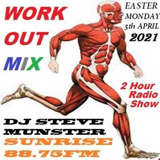 Easter Monday Workout Mix 2pm to 4pm