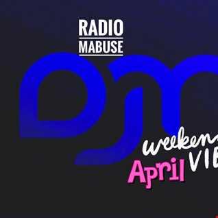 Radio Mabuse - weekend vibes April '21
