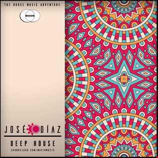 José Díaz - The House Music Adventure - Deep House - 200