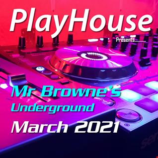 PlayHouse Presents   Mr Browne   Mar 2021