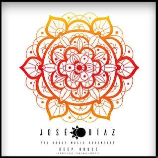 José Díaz - The House Music Adventure - Deep House - 194