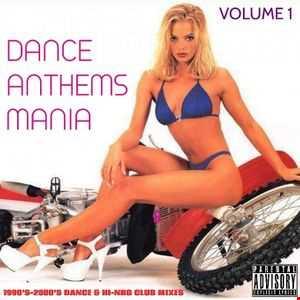 DJ Jay C - Dance Anthems Mania 1