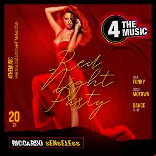 Red Night Party 2021 4themusic Exclusive