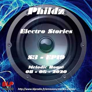 Electro Stories S3 EP19 20200508 (Melodic House)