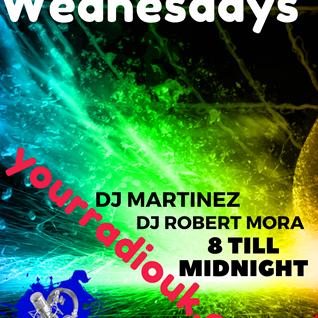 DJ Robert Mora Party Latino Style 07 04 2021
