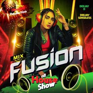 Mix Fusion 2021 B2B Fusion DJ D & DJ Senseless