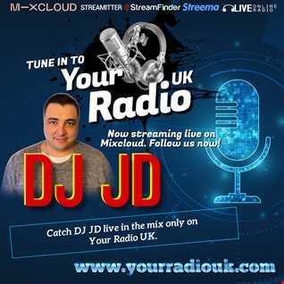 DJ JD Rock Funk Floor Fillers - 10 05 2021