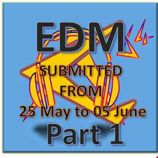 EDM LIVE - PART 1 (08 June 2021)