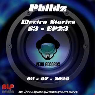 Electro Stories S3 EP23 20200703 (Vega Records)