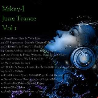 June trance vol 1