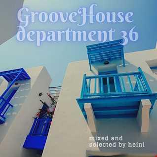 Deep House Department 36