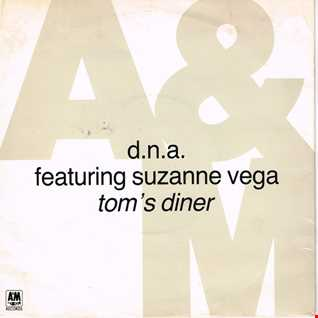D.N.A. Feat.Suzanne Vega - Tom's Diner