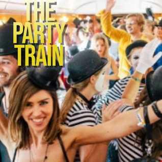 2021 Dj Roy The Party Train