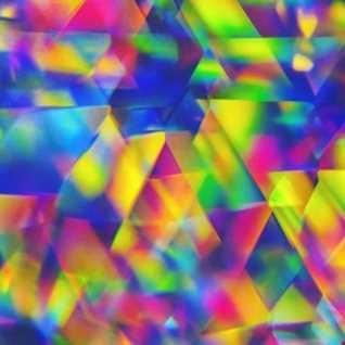 Crystal Spheres by Willian J.