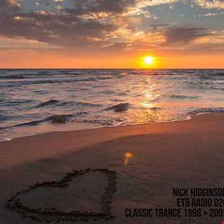 ETB Radio 020 - Classic Trance 1998 > 2002