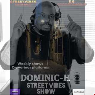 DJ Dominic H Streetvibes Show 30 3 2021