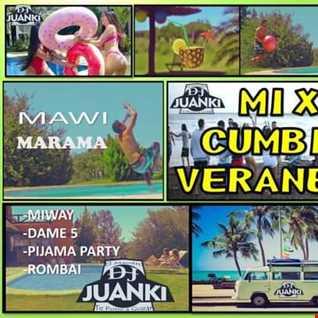 MIX VERANO CUMBIA POP - DJ JUANKI