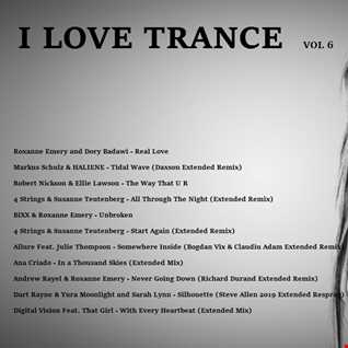 I Love Trance Vol 6 (2021)