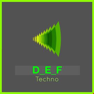 Techno 161: Live @ The Hague 2021-04-25