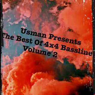 Usman Presents Best of 4x4 Bassline Volume 2 (Exclusive Edition)