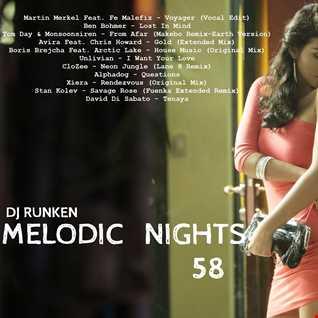 Melodic Nights Vol 58 (2021)