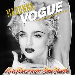 In Vogue With Madonna (KiwiDiscman MiniMash)