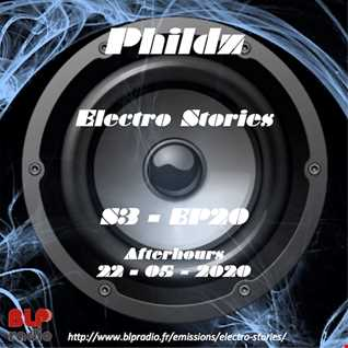 Electro Stories S3 EP20 20200522 (Afterhours Techno)