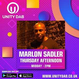 MARLON SADLER Unity DAB Radio - 04 - 03 - 21 (Weekly Show)