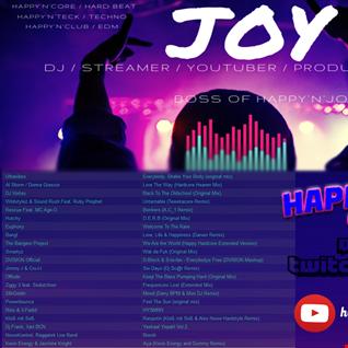 HAPPY'N'CORE 03-02-2021 mixed by JOY