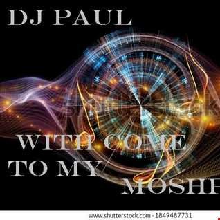DJ Paul With Come To My MoshPit