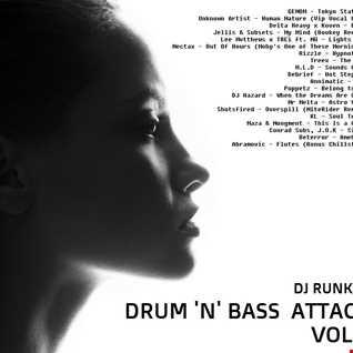 Drum N Bass Attack Vol 2 (2021)