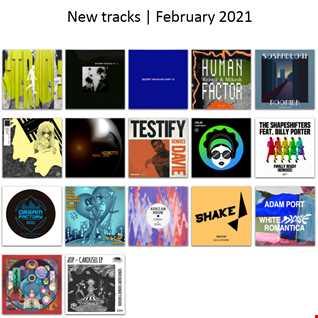 Néo Radio | Saison 4 Ep 19 | 2021/02/06 | New Tracks - February 2021
