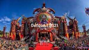 Defqon.1 2021 Primal Energy Yellow Tribute Mix