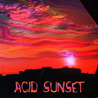 14th June 2021 Acid Sunset