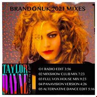 02 Taylor Dayne   Tell It To My Heart (BrandonUK Vs Full Intention Mixshow Club Mix)