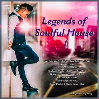 Soul Cafe - Take My Soul (IBIZA Deep House) by Soul Café ft  Gina Ellen