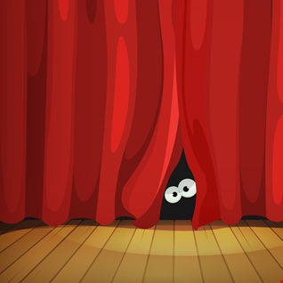 J.ROBINSON   STAGE FRIGHT:MY SORE KNEE