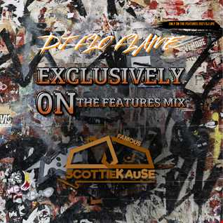 EXCLUSIVELY 0N FEATURES MIX - (DJ FL0 FLAME) FT. DATSMYDJPRESENTSSK