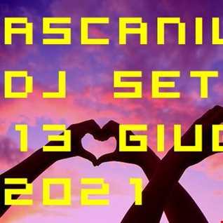 AscaniusDjSet13Giugno2021
