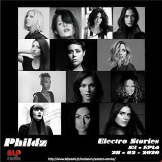 Electro Stories S3 EP14 20200228 (Women's Day Techno)