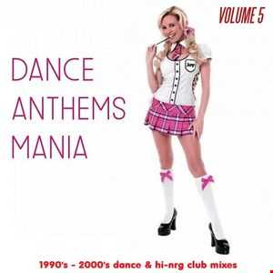 DJ Jay C - Dance Anthems Mania 5