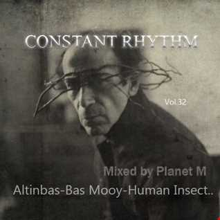 Constant Rhythm Vol.32
